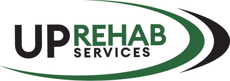 up upper peninsula rehab logo